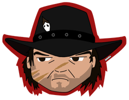 RDR - John Marston by JohnbaJuice
