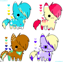 Angel/Floating tail adopts! :CLOSED: by XxxAwesome-AdoptsxxX