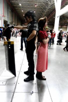 If you see Aerith, say hi for me. by Killzumi