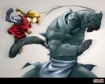 Wallpaper: FullMetal Alchemist by kaztelli