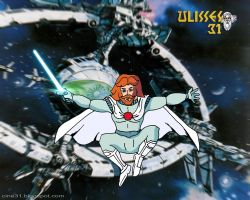 ULYSSES 31 AND ODISSEY by prometheus31