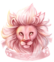Lion by Bubachan333