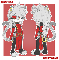 Tempest Cristalle Reference by Ackeradical