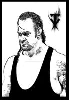 the undertaker by Patrick75020