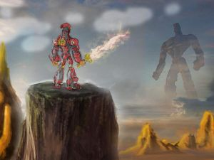Tahu and the Titans