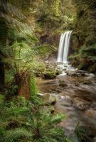 Hopetoun Falls by Lightkast