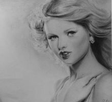 Taylor Swift by hopeloveart