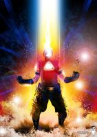 Hero Energy Blast by r4prolutions