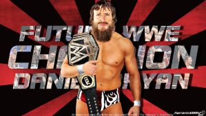 Daniel Bryan 'Future WWE Champion' Wallpaper Wides by Timetravel6000v2
