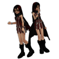 Dark Kairi by NightSilverChelly