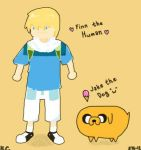 AT: Chibi Finn and Jake :3 by kcdavid1