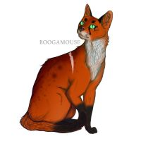 Foxclaw design by Infial