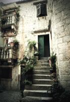 old house- Trogir by Persephone842