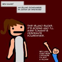 TR: The Lame Island 10 by FlashFumoffu
