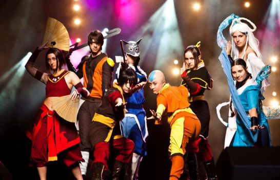 Avatar - The Last Airbender by ShamanRenji