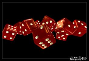 Dice 2 by dirkwilliams