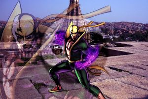 MVC Ironfist by ighor5