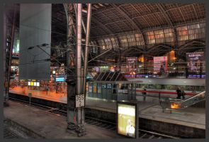 Main Station HDR by teuphil