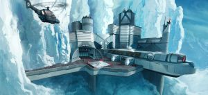 USSOC Antartic Facility - Chrono-Array (Finished) by PHATandy