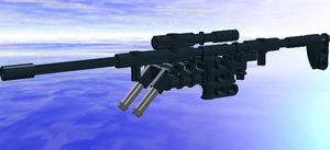 LDD Sniper Rifle by KZN02