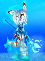 CE Shiro Star BlueFire by RoxanSonicBrawl96