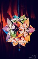Kusudama by Project-Pestilence