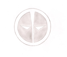 Deadpool Symbol by Azoresangel