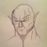 Barbarian Orc by Personafied