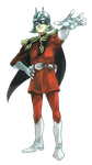 Mobile Suit Gundam Char Aznable by NueDynamics