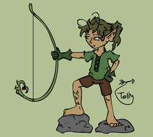 The Mighty Twig by Kid-Apocalypse