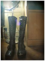 boots by rosagia