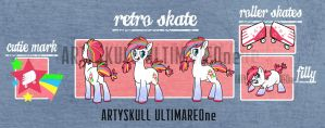 Retro Skate by ULTIMAREOne