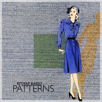 39 Bitmap Based Patterns 11 by paradox-cafe