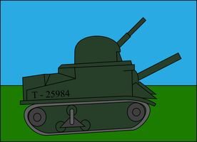 little Tank by Antooniverse