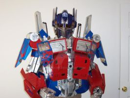 optimus prime by TIMECON