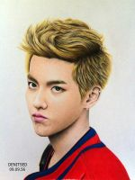 [EXO] KRIS by DENITSED