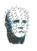 Pinhead by Gatomimo