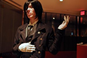 Sebastian Michaelis Cosplay by thatbloodypirate
