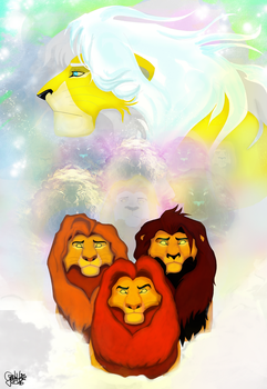 Kings of the past by Gizahh