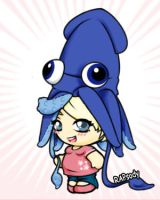 Clara Squid Hat by Rapsody
