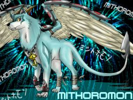 Mithoromon by bluesharingan07