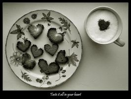 Taste it all in your heart by annbuht