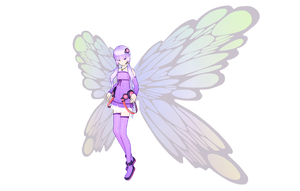 Moonlight Butterfly Wings DL by RandomDraggon