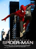 Amazing Spider-Man poster by IGMAN51