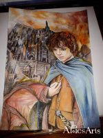 Frodo by Aries85