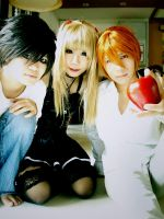DEATH NOTE by nyappy-p