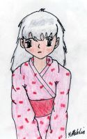 Kaede- IY second gen colored by legalien
