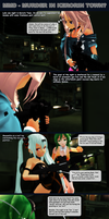 MMD Kerorin Town Murder Mystery? by Trackdancer