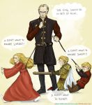 Parenting - Tywin Style by sketchditto