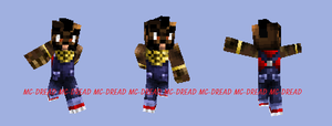 Minecraft-Mr.T by MC-Dread
